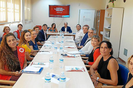La Cruz Roja abre un nuevo centro de atención a ancianos en Palma