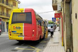 La línea de bus entre Inca y Lluc cambia de concesión tras detectarse irregularidades
