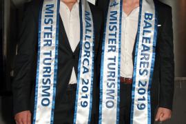 Ángel Jodar, elegido Mister Turismo de Baleares
