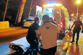 Dos policías evitan que un hombre se queme a lo 'bonzo' en una gasolinera de Capdepera