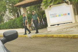 Interceptado un falso socorrista sin título ni papeles en un hotel de Cala Bona