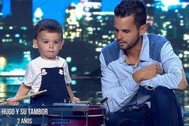 Un niño de dos años sorprende al jurado de Got Talent