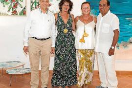 Exposición de Lourdes Crespí en Sóller