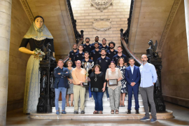 El Trofeo Ciutat de Palma de Voleibol reúne a los tres equipos baleares de Superliga Masculina