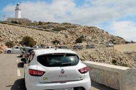 El Consell apuesta por continuar con el proyecto de restricción de tráfico en Formentor