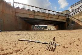 Sant Llorenç reclama modificar tres puentes y una rotonda para evitar nuevas 'torrentadas'