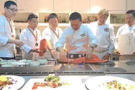 Koldo Royo, un viaje gastronómico a China