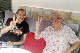 El apoyo de Zapata en la difícil espera de José Aranda