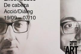 La Galería Xavier Fiol propone 'Encontrados' para la Nit de l'Art 2019