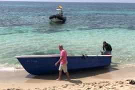 Interceptan seis pateras y detienen a 56 migrantes llegados a las costas de Baleares