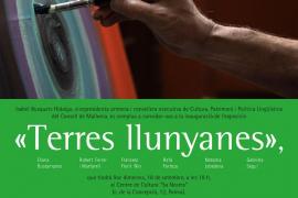 'Terres llunyanes' se expone en Sa Nostra con motivo de la Nit de l'Art 2019