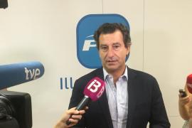 El presidente del PP de Baleares, Biel Company