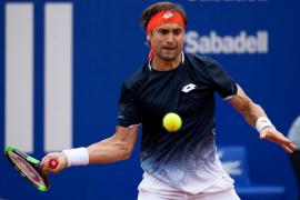 David Ferrer, gran atracción del torneo de leyendas del tenis en Mallorca