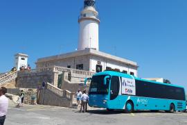 El transporte interurbano gana un millón de usuarios nuevos cada año en Mallorca