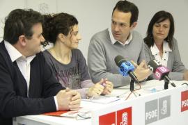 Pons abandona el Consell y deja a Tur como único referente del PSOE