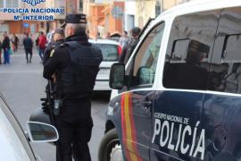 Detienen a dos hombres por atropellar intencionadamente a otro en Palma