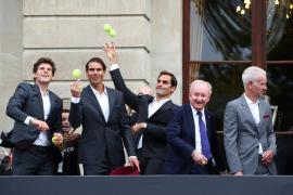 Europa, con Nadal y Federer, gran favorita en la tercera edición de la Copa Laver