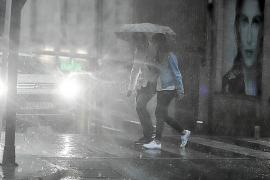 Baleares presenta un déficit de lluvias del 37 % en lo que llevamos de año