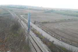 El Govern expropia 27 hectáreas para desdoblar tramos del tren a Manacor