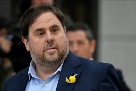 Junqueras anuncia su disposición a encabezar la candidatura de ERC al Congreso