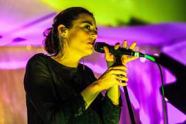 El concierto de Marlango en el Hotel Santos Ibiza, en imágenes (Fotos: Daniel Espinosa).