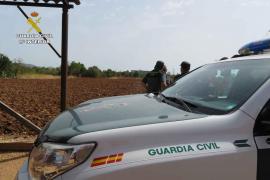 Detenido por 21 robos en tres semanas en varias casas rurales de Llucmajor