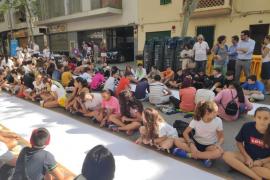 Transforman 19 aparcamientos de Palma en espacios alternativos por el Park(ing) Day