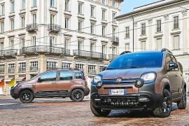 Fiat Panda Trussardi, la primera versión 'de lujo'
