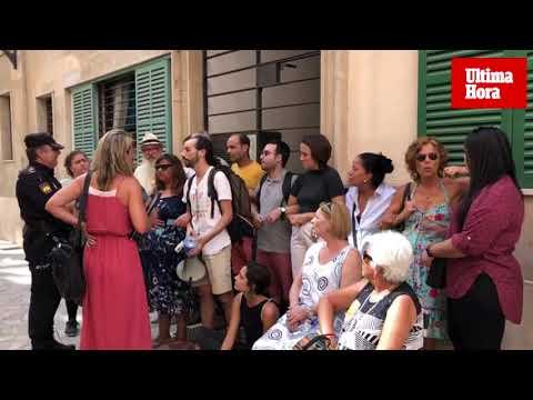 Paralizado otro desahucio en Palma