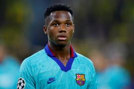 Ansu Fati ya puede jugar con España