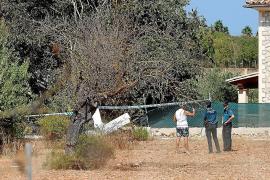 El trágico accidente aéreo de Inca se produjo por un choque frontolateral