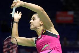 Carolina Marin regresa a una final ocho meses después de su lesión
