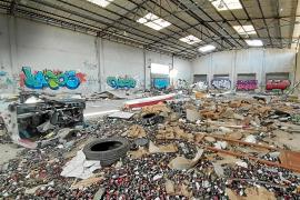 El Sindicat de Felanitx abierto a la degradación tres meses después de su compra pública
