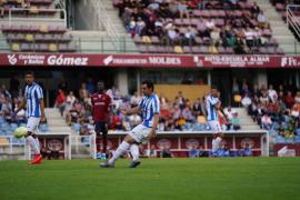 El Atlético Baleares saca petróleo en Pasarón