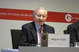 Fallece Miquel Valls, expresidente de la Cámara de Comercio de Barcelona