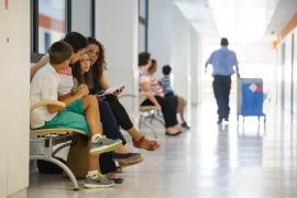 Crece un 75 % los pacientes que esperan más de dos meses una primera consulta