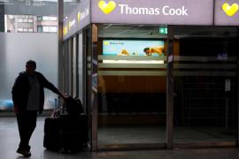 Más de 2.500 turistas afectados este lunes en Baleares por la quiebra de Thomas Cook