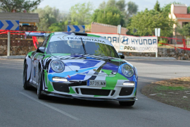 García y Cuart conquistan el Rallye Vall de Sant Pere