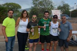 Pedro Olmo cierra un gran verano en Calonge
