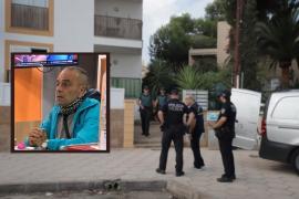 El asesino de la Colònia de Sant Jordi: «No me acuerdo de nada»