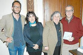 Presentación del poemario 'L'inquilí del gel' de Miquel Àngel Lladó