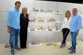 La familia Coll, única de Mallorca en el Salón Internacional de Madrid