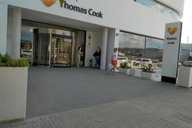 Preocupación en la sede del touroperador Thomas Cook en Palma