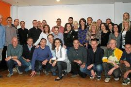 Encuentro de la promoción de COU de 1986 de la Escola Pius XII de Palma