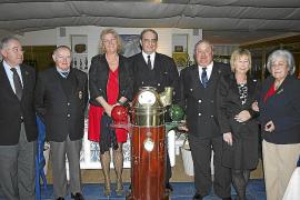 Cena de gala de la Real Asamblea Española de Capitanes de Yate