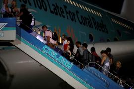 Casi 15.000 turistas de Thomas Cook han sido repatriados
