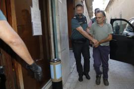 Prisión provisional sin fianza para el asesino de la Colònia de Sant Jordi