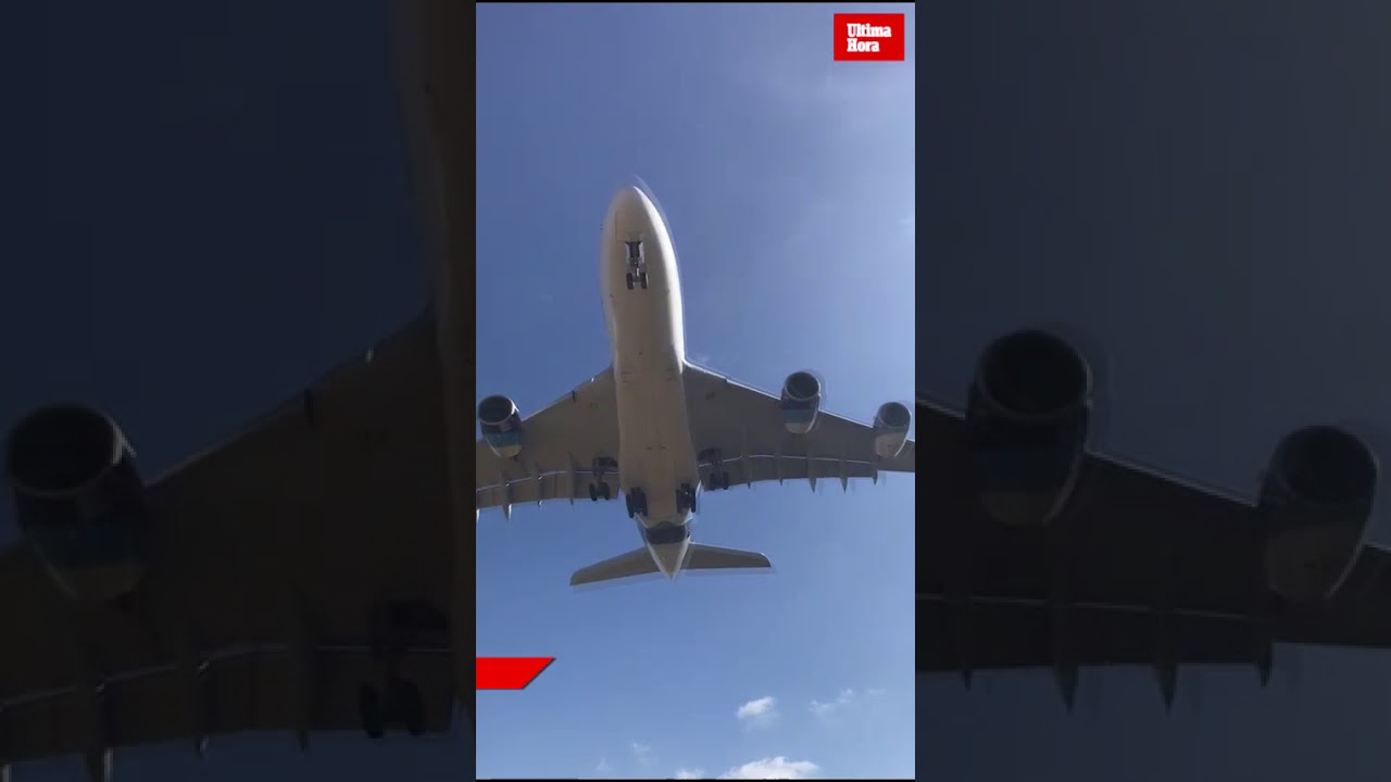 Cinco aviones de rescate británicos repatrían a los turistas 'atrapados' en Mallorca