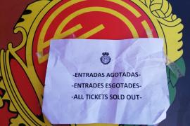 Agotadas las entradas para el Mallorca-Atlético