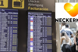 La quiebra de Thomas Cook arrastra a Neckermann